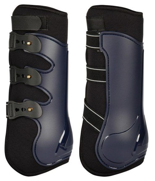 Protection boots azul