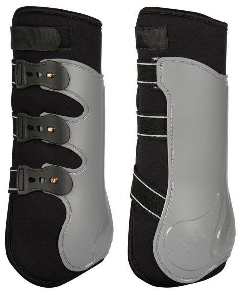 Protection boots gris